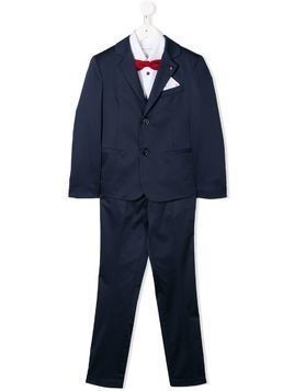 Colorichiari five piece tailored suit - Blue