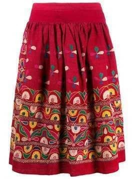 A.N.G.E.L.O. Vintage Cult 1960's embroidered skirt