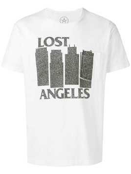 Local Authority 'Lost Angels' T-shirt - White