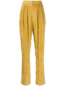 Isabel Marant Fany trousers - Yellow