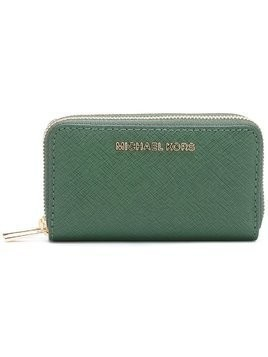 Michael Michael Kors 'Jet Set Travel' continental wallet - Green