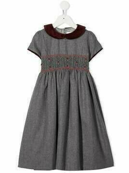 Mariella Ferrari shirred party dress - Grey