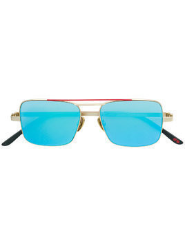 La Petite Lunette Rouge Janocks sunglasses - Metallic