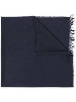 Fay knitted scarf - Blue