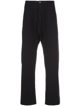 Ma+ regular fit chinos - Black