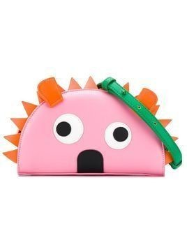 Stella McCartney Kids hedgehog shoulder bag - PINK