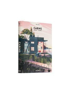 TASCHEN Cabins coffee table book - Multicolour