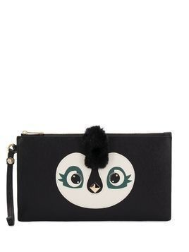 Furla Allegra Envelope clutch bag - Black
