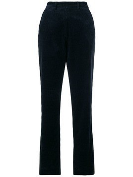 Margaret Howell heavy corduroy trousers - Blue