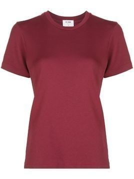 Re/Done relaxed-fit plain T-shirt - Red