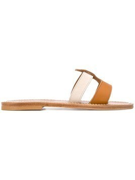 K. Jacques Thanos sandals - Brown