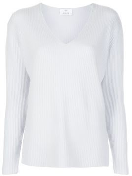 Allude Allude V-neck sweater - Blue