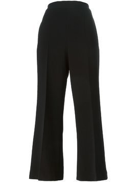 Fendi cropped trousers - Black