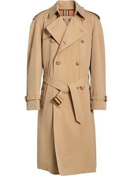 Burberry The Westminster Heritage Trench Coat - Neutrals