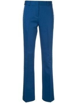 CK Calvin Klein Polly tailored trousers - Blue