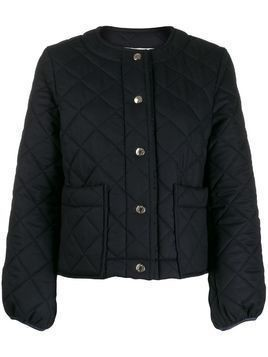 Mackintosh Keiss quilted jacket | LQ-1003 - Blue
