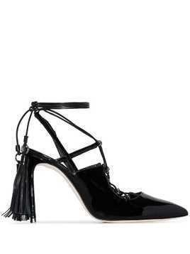 Liudmila Bellatrix 100m pumps - Black