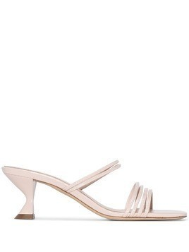 Kalda mini Simon 35mm strappy sandals - Neutrals