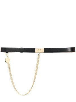 Givenchy chain detail belt - Black