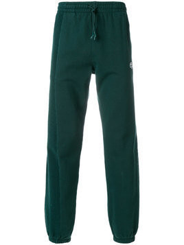 Adidas Originals By Alexander Wang - In Out track trousers - unisex - Cotton - M - Green