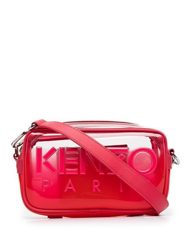Kenzo Kombo camera bag - Red