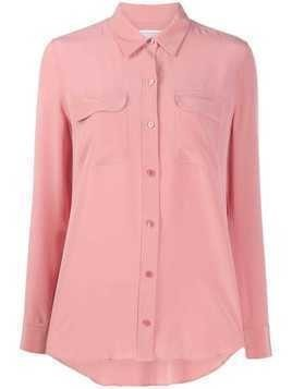 Equipment pocket shirt - PINK