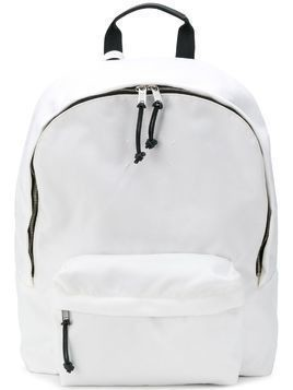 Maison Margiela oversized backpack - White