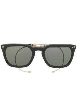 Matsuda square shaped sunglasses - Black