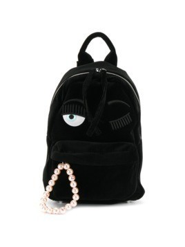 Chiara Ferragni Flirting backpack - Black