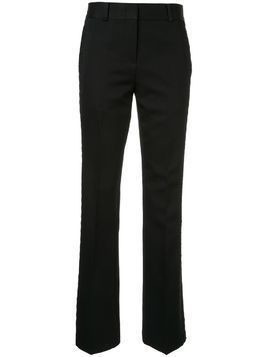 CK Calvin Klein Poly tailored trousers - Black