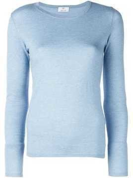 Allude crewneck sweater - Blue