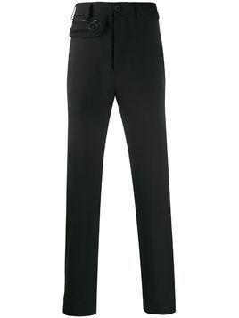 Damir Doma slim-fit trousers - Black