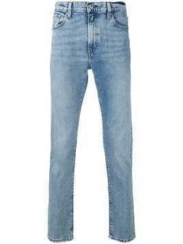 Levi's: Made & Crafted 510 skinny jeans - Blue