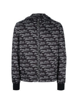 Philipp Plein 'Time' windbreaker - Black