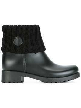 Moncler 'Ginette' boots - Black