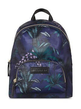 Tiba + Marl Mini Elwood Botanical backpack - Blue