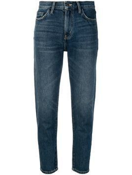 Current/Elliott cropped jeans - Blue
