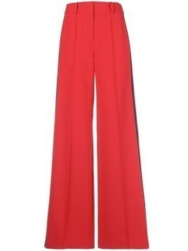 Milly wide-leg trousers - Red