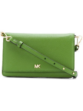 Michael Michael Kors wallet shoulder bag - Green
