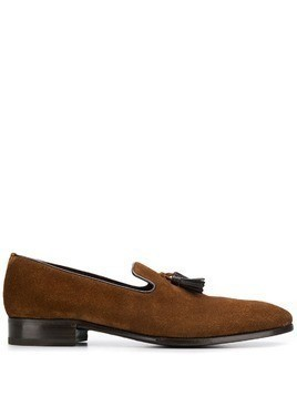 Lidfort Desert Oasis Snuff loafers - Brown