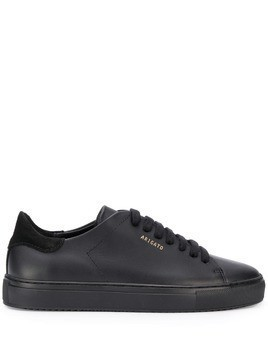 Axel Arigato classic lace-up sneakers - Black