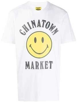 Chinatown Market branded T-shirt - White