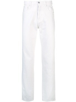Adaptation straight leg jeans - White