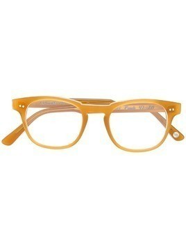 Ahlem round frame glasses - NEUTRALS