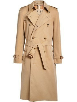 Burberry The Long Kensington Heritage Trench Coat - Neutrals