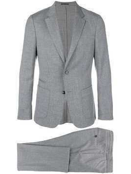 Z Zegna classic two-piece suit - Grey