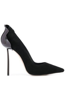 Le Silla pointed stiletto heels - Black