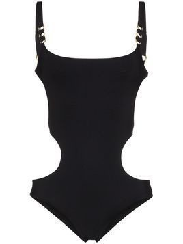 Agent Provocateur Malisa cut-out swimsuit - Black
