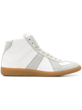 Maison Margiela Replica hi-top sneakers - White