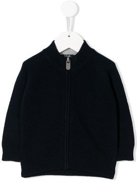 Il Gufo zipped-up jacket - Blue